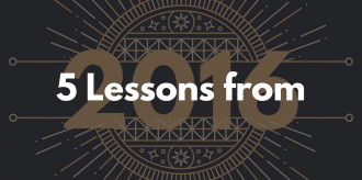 5 Lessons Learned in 2016
