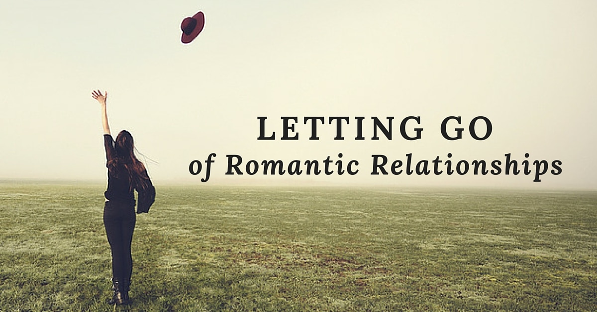 letting go of relationships