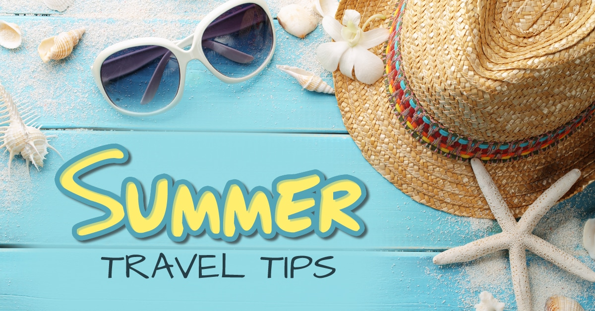 Image result for summer travel tips